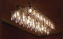 TRIPLE RAIL CHANDELIER
