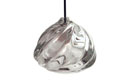 Thick Clear Pendant Rotelle