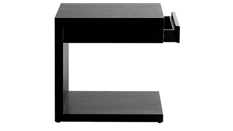Interieurs clip bedside table collection racines made in france watchthetrailerfo