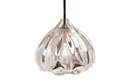 Thick Clear Pendant Urchin