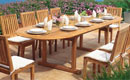 Milton Oval Dining Table