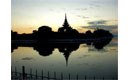 Travel Print - Mandalay