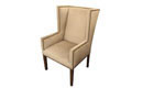 George Wing Back Chair