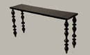 Oleron Console Table<br />(Kaki Kroener)