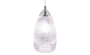 Bubble Pendant Clear Cone